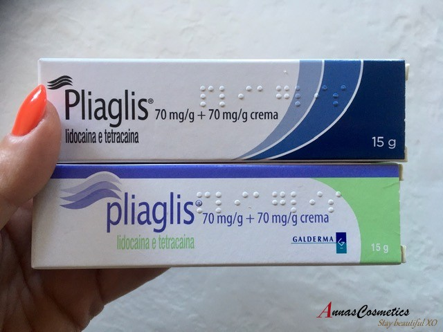 Pliaglis New Packaging Anna's Cosmetics